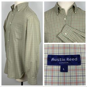 EUC Austin Reed London Dress Shirt Large